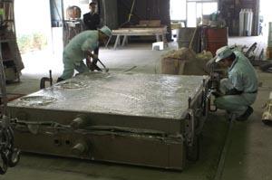 鋳物工場6