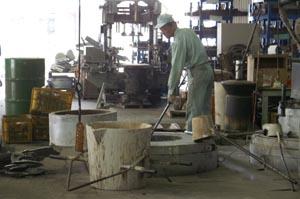 鋳物工場5