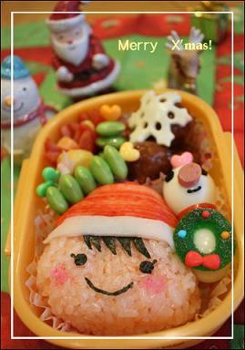クリスマス弁当