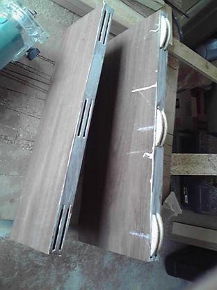 古木 タイトボンド3 板接ぎ
