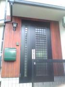 玄関周り リフォーム マーキュリーポスト1