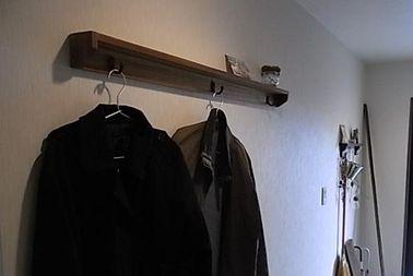 motti家 廊下 DIYイメージ