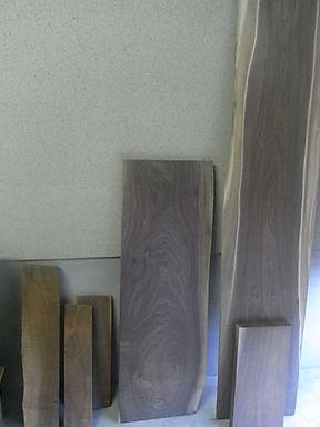 ウォルナット板材2