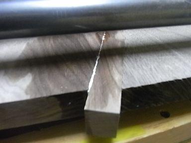 板剥ぎ 隙間 修正4