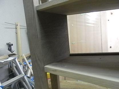 テレビ台 仕切り板3