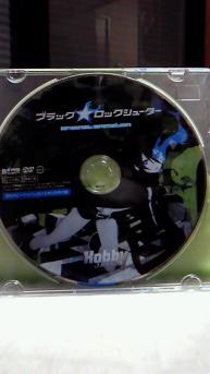 「ブラック★ロックシューター」ホビージャパン レーベル