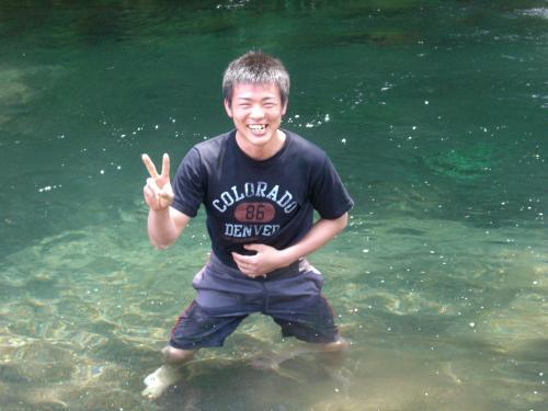 山ちゃんと水遊び_convert_20100506115414