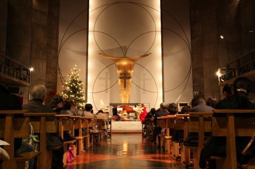 091219目黒教会クリスマスコンサート4