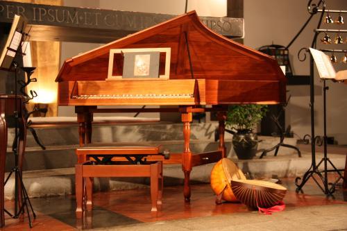 091219目黒教会クリスマスコンサート2