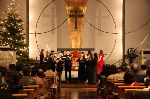 091219目黒教会クリスマスコンサート7