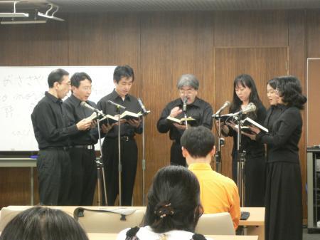 ルネサンス協会ミニコンサート1