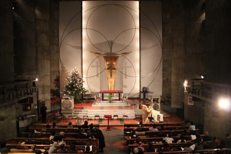 20101218目黒教会4