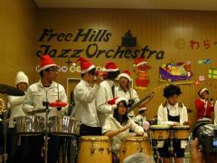 20091220 Free Hills Jazz Orchestra