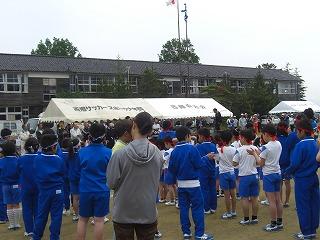 野球練習、地区運動会 003
