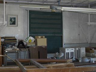 西郷中学校解体前 001