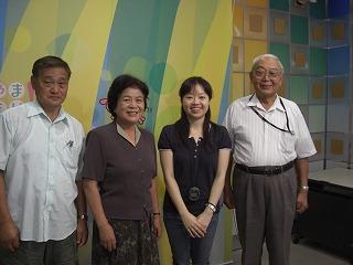 NHK山形放送局へ収録 005