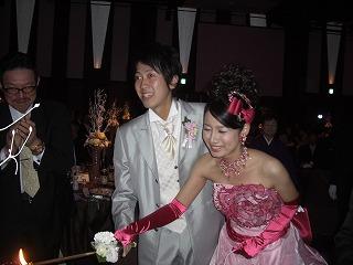直人君結婚披露パーティ 012
