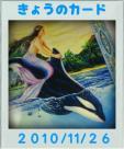 2010年11月26日のカード