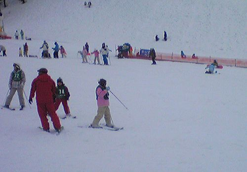 100306初スキー