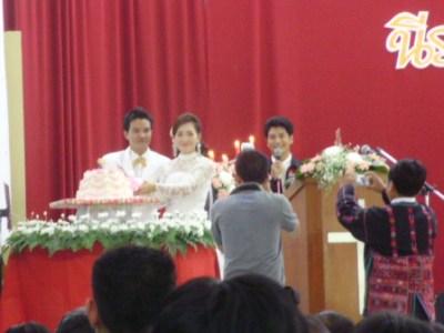 アカ族の結婚式5