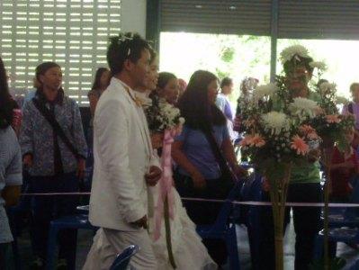アカ族の結婚式6