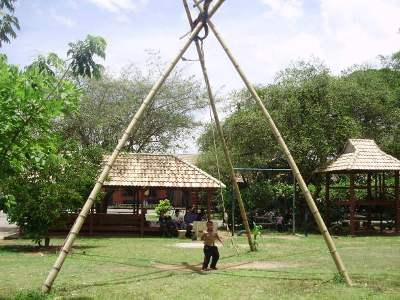 アカ族の結婚式9