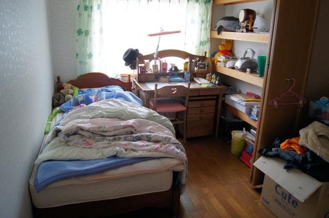 1号の部屋