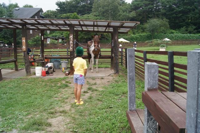 乗馬体験2