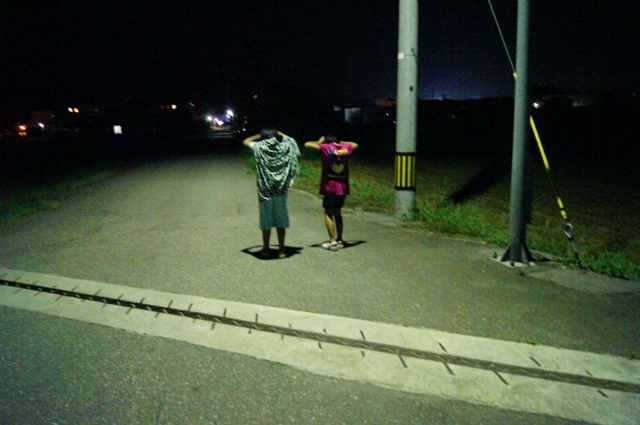 夜の散歩6