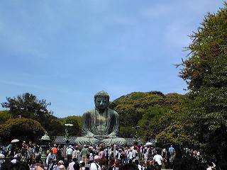 鎌倉のあの方です