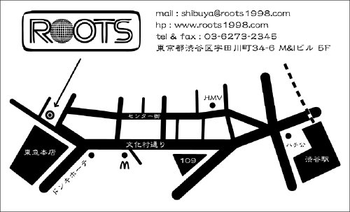 Roots Map