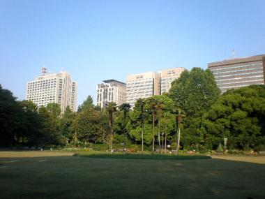 the日比谷公園
