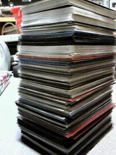 270枚のレアカードたち。