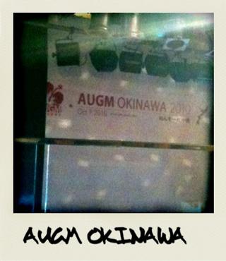 カラハーイでAUGM沖縄2010