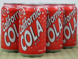 カリフォルニア・コーラ 6パック