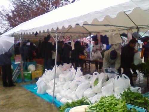 12月5日農業祭