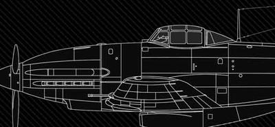 豪華客戦艦大和03 水冷紫電改