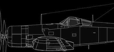 大和撫子紫電改03 F4U Corsair