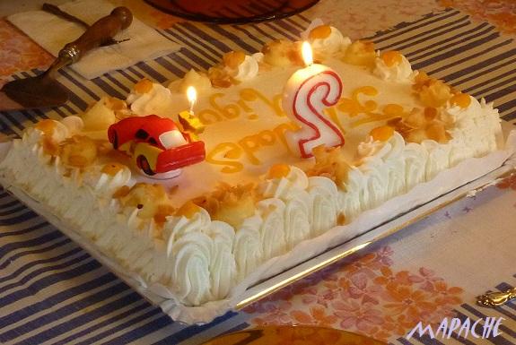 2010誕生日会ケーキ