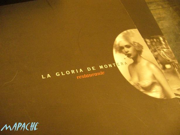 Gloria de montera 070828066