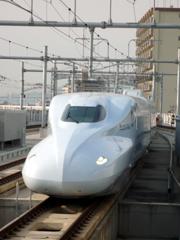 3/12九州新幹線全線開業!新幹線に乗ろう☆