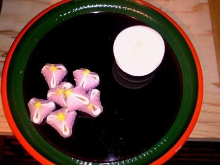梅園 干菓子