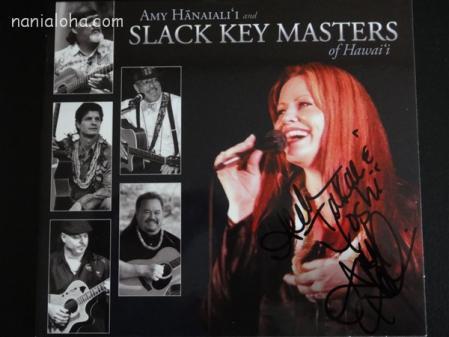 Amy's CD