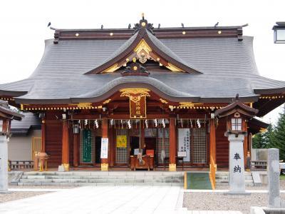 105.美瑛神社