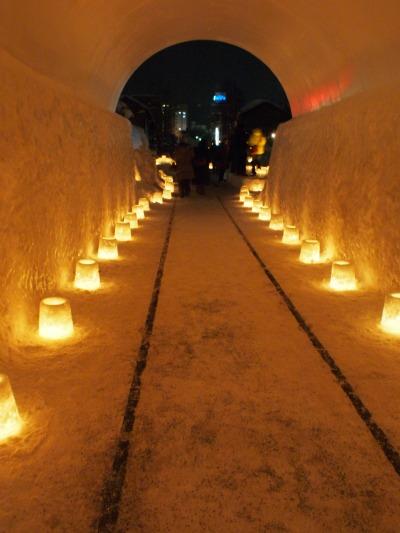 39.小樽雪あかりの路