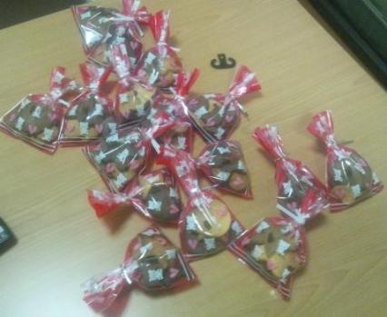チョコクッキー?