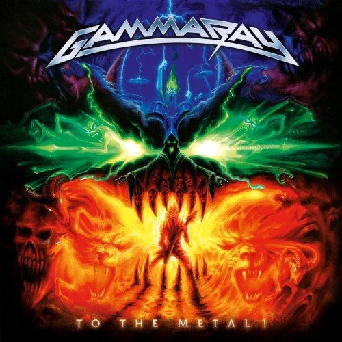 Gamma Ray _ To The Metal