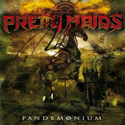 Pretty Maids _ Pandemonium