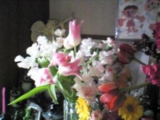お花大好き♪