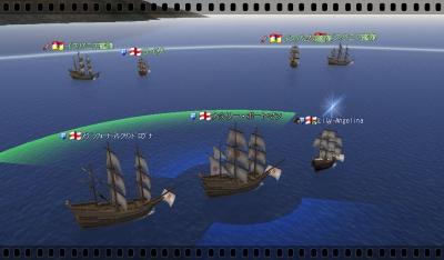 2009-10-15 イスパニア艦隊